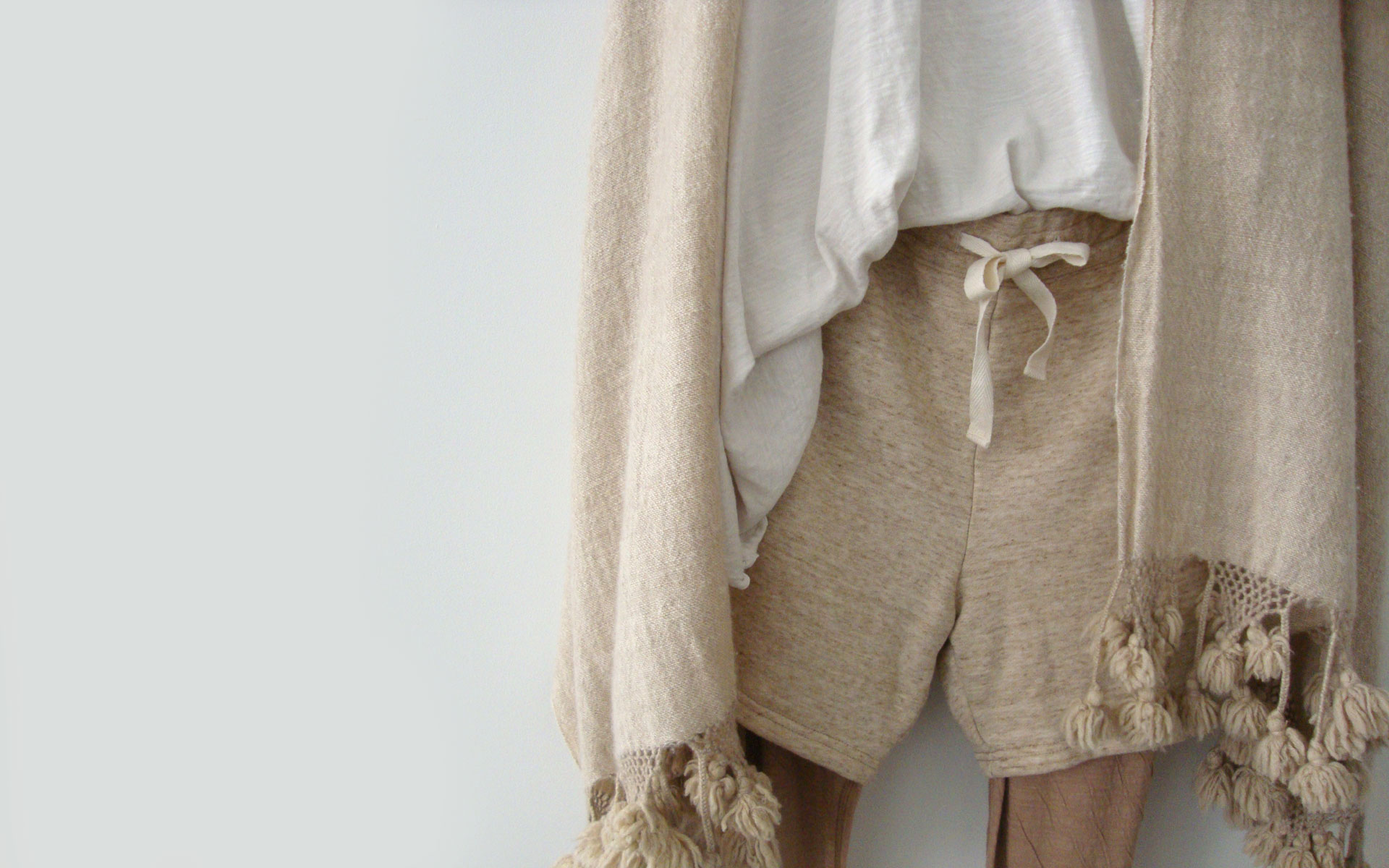 ナチュラル服・肌触りの良い大人のガーゼ服はao daikanyama | アオ代官山